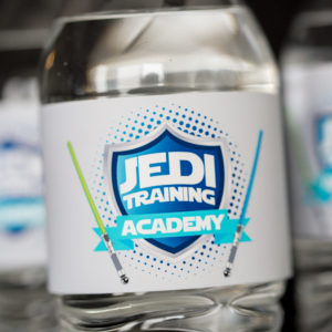 Star Wars Drink Labels