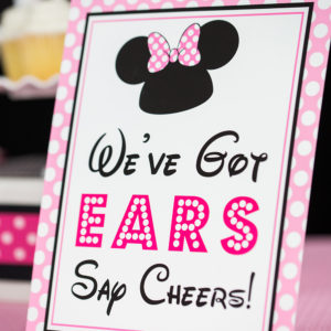 Pink-Minnie-Weve-Got-Ears-Say-Cheers-Sign