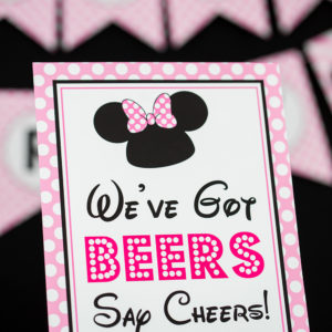 Pink-Weve-Got-Beers-Say-Cheers-Sign