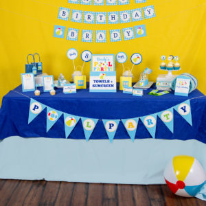 Pool-Party-Decorations-Blue