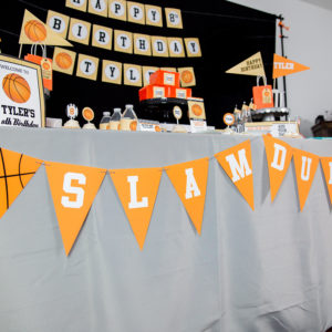 Slam-Dunk-Basketball -Banner